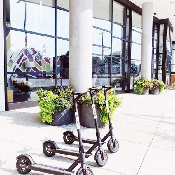 Everything is within scooting distance when you live at @solissouthline!